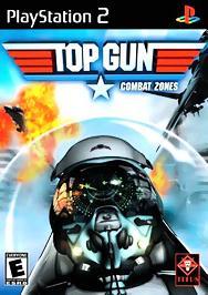 Top Gun: Combat Zones - PS2 - Used