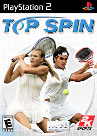 Top Spin - PS2 - Used