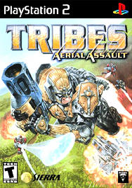 Tribes: Aerial Assault - PS2 - Used