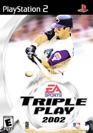 Triple Play 2002 - PS2 - Used