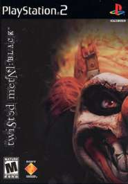 Twisted Metal: Black - PS2 - Used