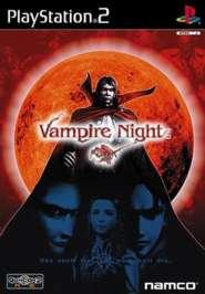 Vampire Night (with gun) - PS2 - Used