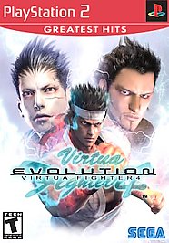 Virtua Fighter 4: Evolution - PS2 - Used