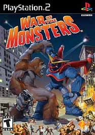 War of the Monsters - PS2 - Used