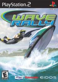 Wave Rally - PS2 - Used