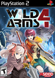 Wild ARMs 4 - PS2 - Used