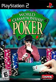 World Championship Poker - PS2 - Used