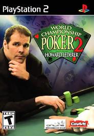 World Championship Poker 2: Featuring Howard Lederer - PS2 - Used