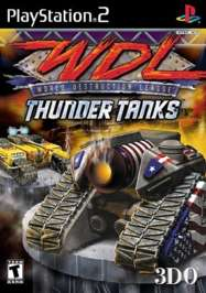 World Destruction League: Thunder Tanks - PS2 - Used