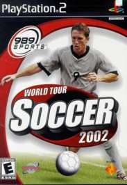 World Tour Soccer 2002 - PS2 - Used