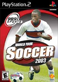 World Tour Soccer 2003 - PS2 - Used