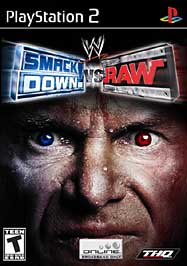 WWE SmackDown! vs. RAW - PS2 - Used