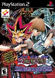 Yu-Gi-Oh! Duelists of the Roses - PS2 - Used