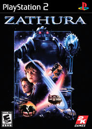 Zathura: A Space Adventure - PS2 - Used