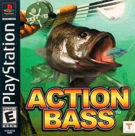 Action Bass - PlayStation - Used