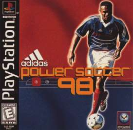 Adidas Power Soccer '98 - PlayStation - Used
