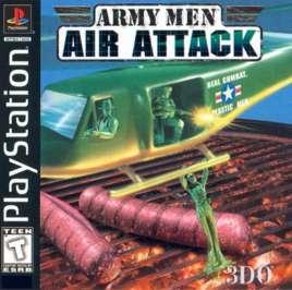 Army Men: Air Attack - PlayStation - Used