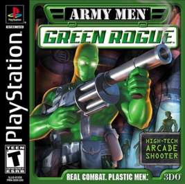 Army Men: Green Rogue - PlayStation - Used