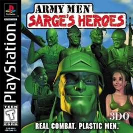 Army Men: Sarge's Heroes - PlayStation - Used