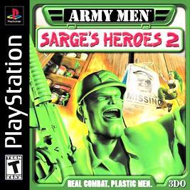 Army Men: Sarge's Heroes 2 - PlayStation - Used