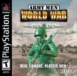 Army Men: World War - PlayStation - Used
