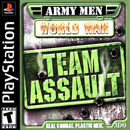 Army Men: World War Team Assault - PlayStation - Used