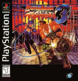 Battle Arena Toshinden 3 - PlayStation - Used
