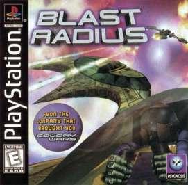 Blast Radius - PlayStation - Used