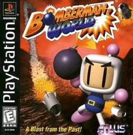 Bomberman World - PlayStation - Used