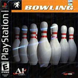 Bowling - PlayStation - Used