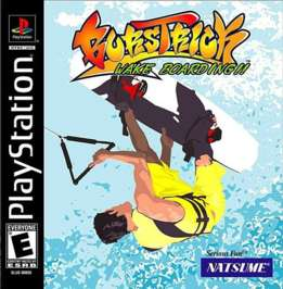 BursTrick Wake Boarding!! - PlayStation - Used