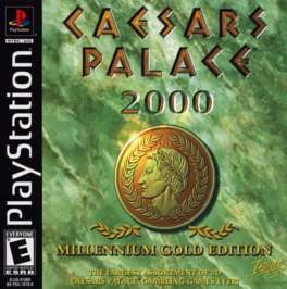 Caesars Palace 2000: Millennium Gold Edition - PlayStation - Used