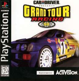 Car and Driver Presents Grand Tour Racing 98 - PlayStation - Used