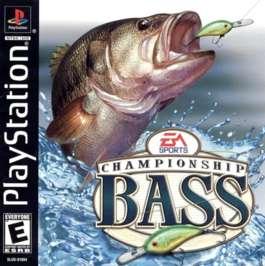 Championship Bass - PlayStation - Used