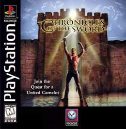 Chronicles of the Sword - PlayStation - Used