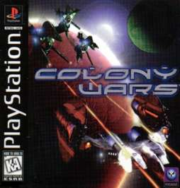 Colony Wars - PlayStation - Used