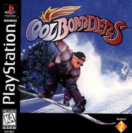 Cool Boarders - PlayStation - Used