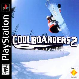 Cool Boarders 2 - PlayStation - Used