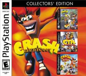 Crash Bandicoot (Collector's Edition) - PlayStation - Used