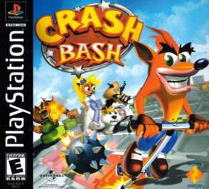 Crash Bash - PlayStation - Used