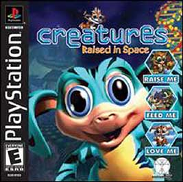 Creatures 3 - PlayStation - Used
