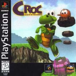 Croc: Legend of the Gobbos - PlayStation - Used