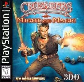 Crusaders of Might and Magic - PlayStation - Used