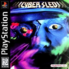 Cyber Sled - PlayStation - Used