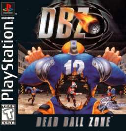 Dead Ball Zone - PlayStation - Used