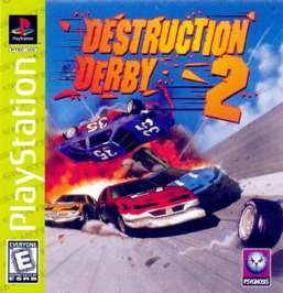 Destruction Derby 2 - PlayStation - Used