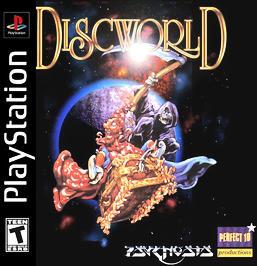 Discworld - PlayStation - Used