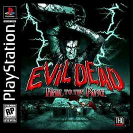 Evil Dead: Hail to the King - PlayStation - Used
