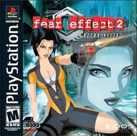Fear Effect 2: Retro Helix - PlayStation - Used