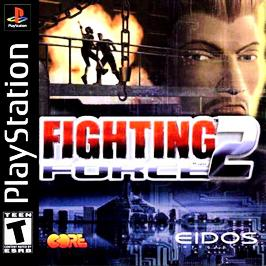 Fighting Force 2 - PlayStation - Used